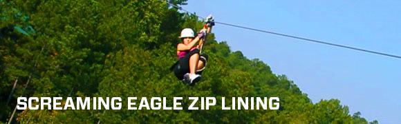 Zip Lining