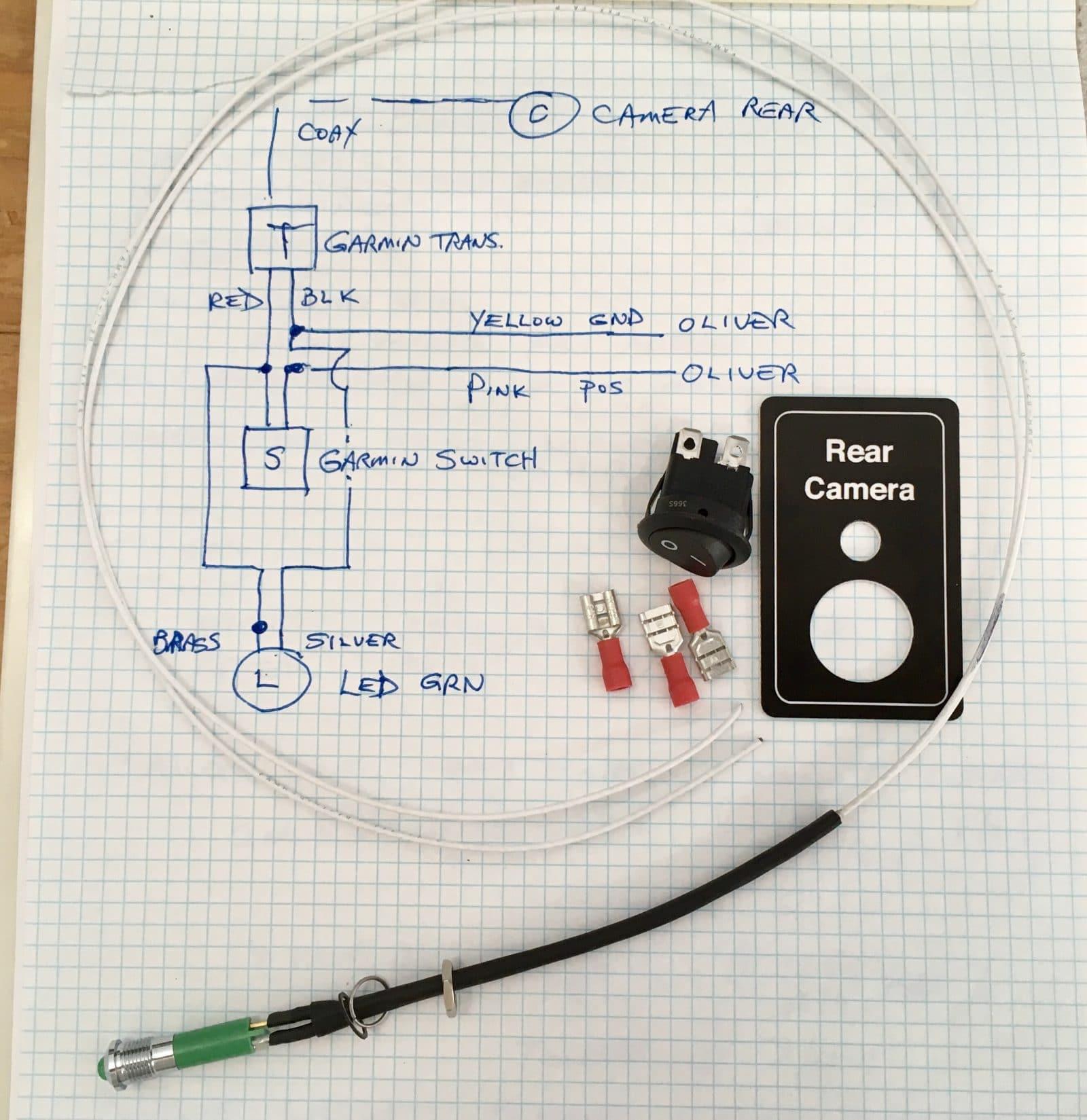 Wiring Diagram Garmin Etrex 30