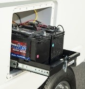 Oliver Travel Trailers Battery Preparation